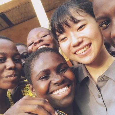 ガーナで人権 下條円雅